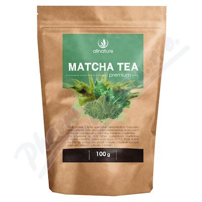 Allnature Matcha Tea Premium 100g