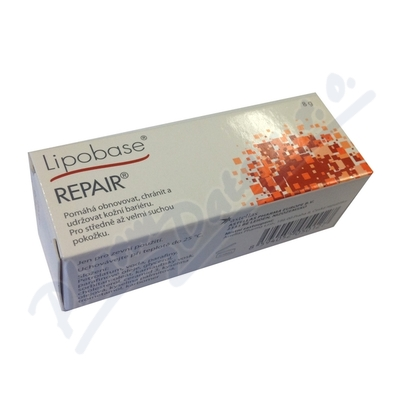 Lipobase Repair cream 8g