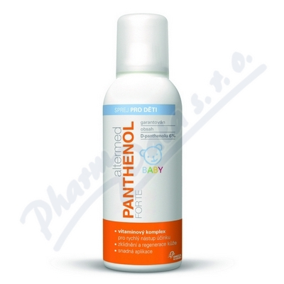 ALTERMED Panthenol Forte 6% Baby spray 150ml