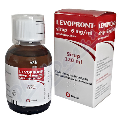 Levopront sirup por.sir.1x120ml